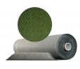 Ceramic-impregnated fabric